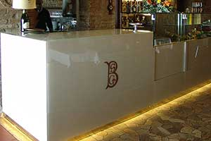 Bar furniture Modern Italian Style Custom and Contract BELSOGGIORNO