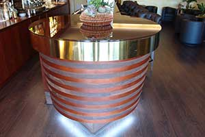 Bar furniture Modern Italian Style Custom and Contract LE CONTRADE