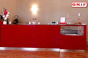 Bar furniture Modern Italian Style Custom and Contract PARKHOTEL