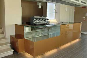 Bar furniture Modern Italian Style Custom and Contract HOTEL ROSSINELLI