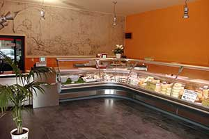 Furniture for restaurant pastry bakery pizzerias breweries butchers