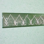 STAINLESS STEEL CLOTHES HANGERS Stainless Pharmaceutical Furniture
