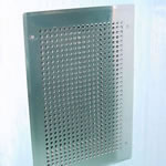 STAINLESS STEEL VENTILATION GRID Stainless Furniture