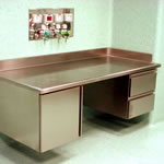 STAINLESS STEEL TABLES Stainless Pharmaceutical Furniture