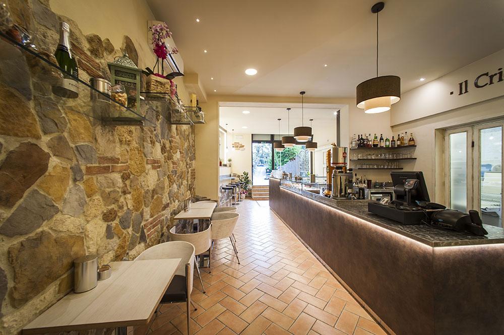 Taverna arredamento moderno great cucine da taverna for Arredamenti per bar moderni