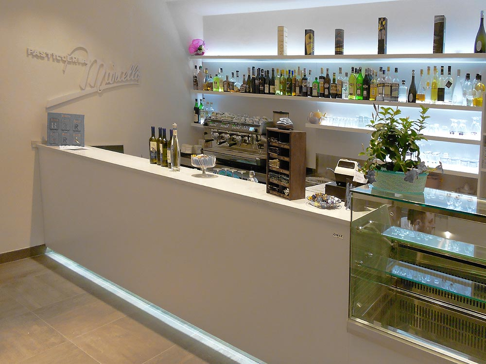 Arredamento bar moderno Banconi bar - OMIF Siena