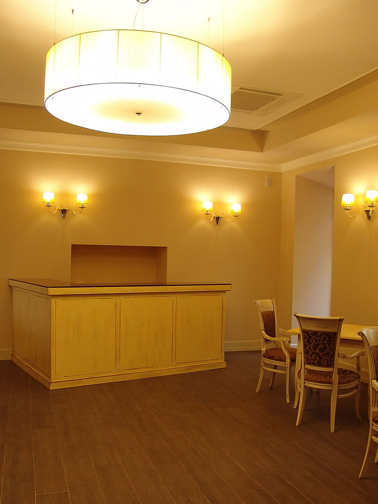 Arredamento Alberghi Hotel Reception
