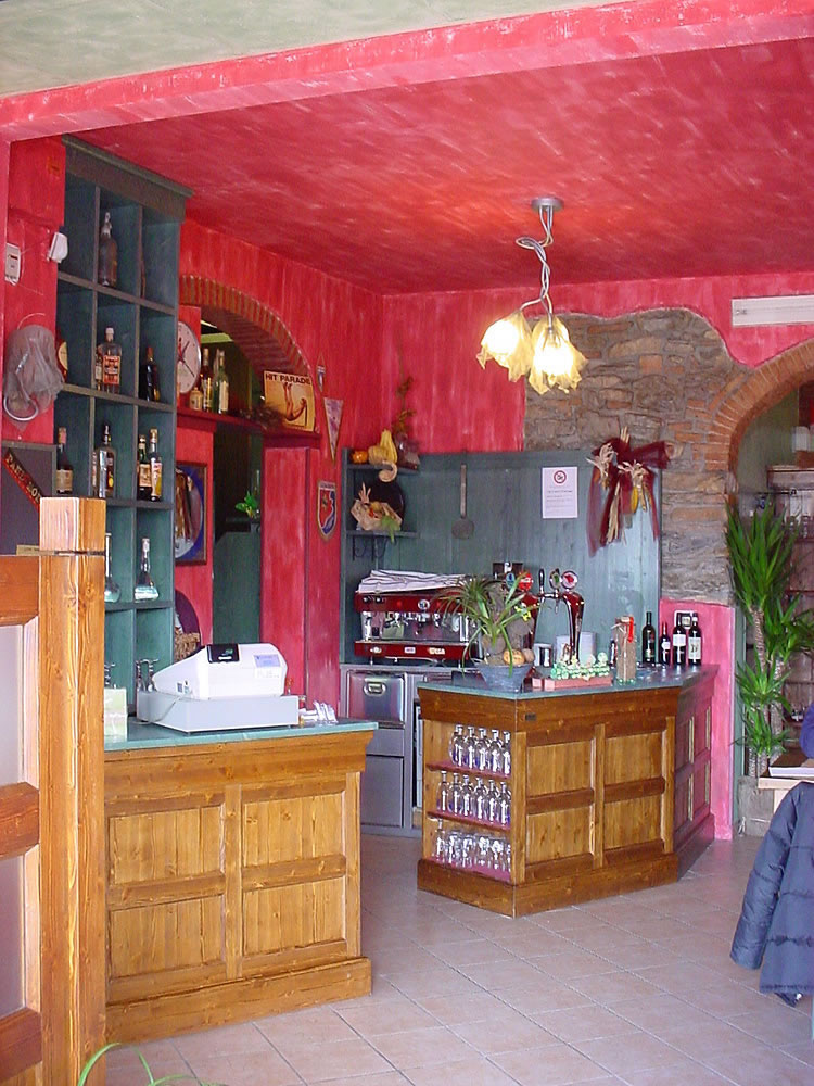 Arredamento Bar Classico Banconi Bar Omif Siena