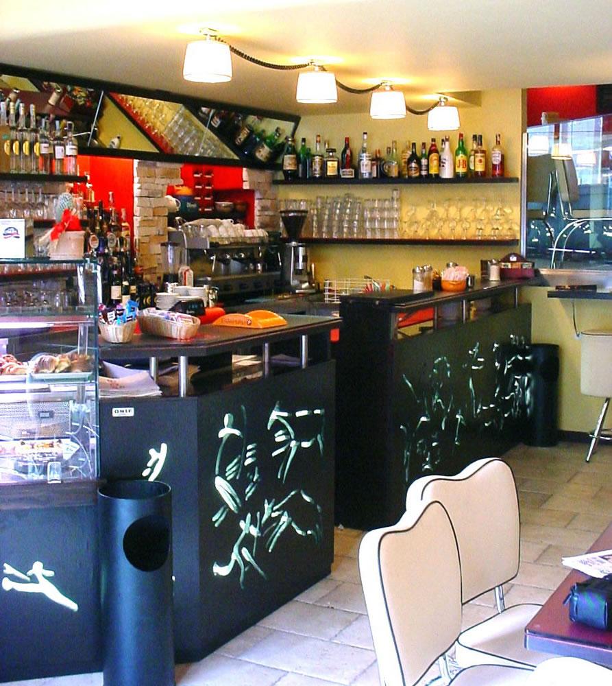 Arredi Bar Moderni arredamento bar moderno banconi bar - omif siena