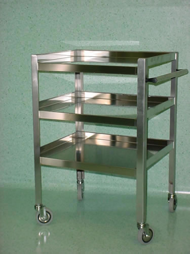 Stainless Steel Furnishing Pharmaceutical Industry