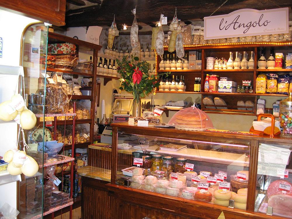 Omif arredamenti bar classici galleria fotografica for Arredo salumeria