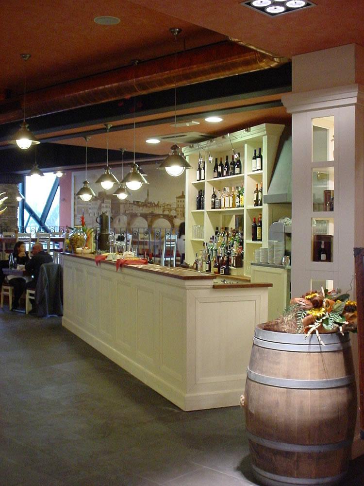 Omif arredamenti bar classici galleria fotografica for Emporium arredamenti